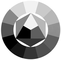 Colorwheel Rgb 2 Gray